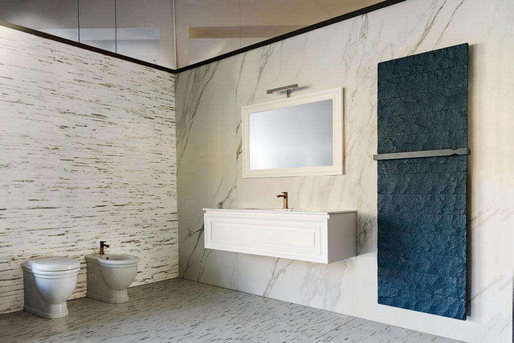 Termoarredo bagno Beneventi arredo bagno Castellarano