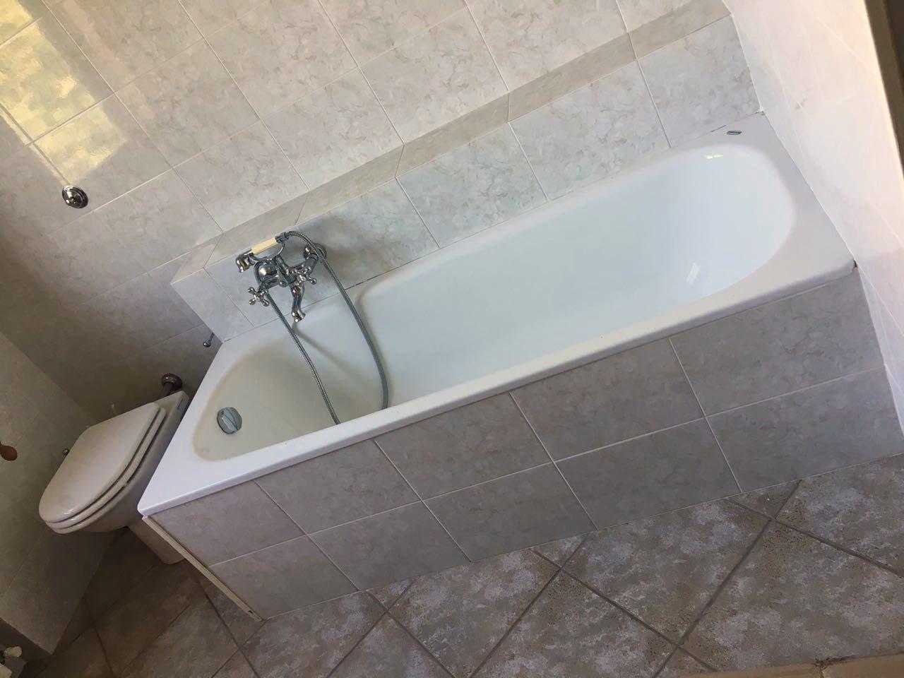Prima della ristrutturazione bagno Beneventi arredo bagno Reggio Emilia
