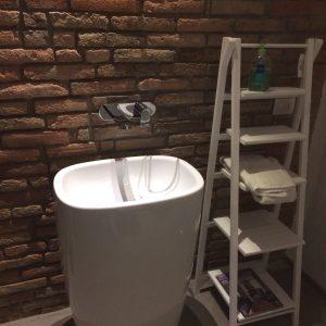 Lavabo freestanding Beneventi arredo bagno Castellarano